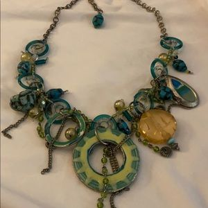 Pier 1/Pier One imports necklace